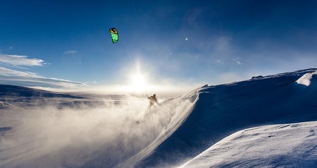 Quelques sports d'hiver pour s'éclater…