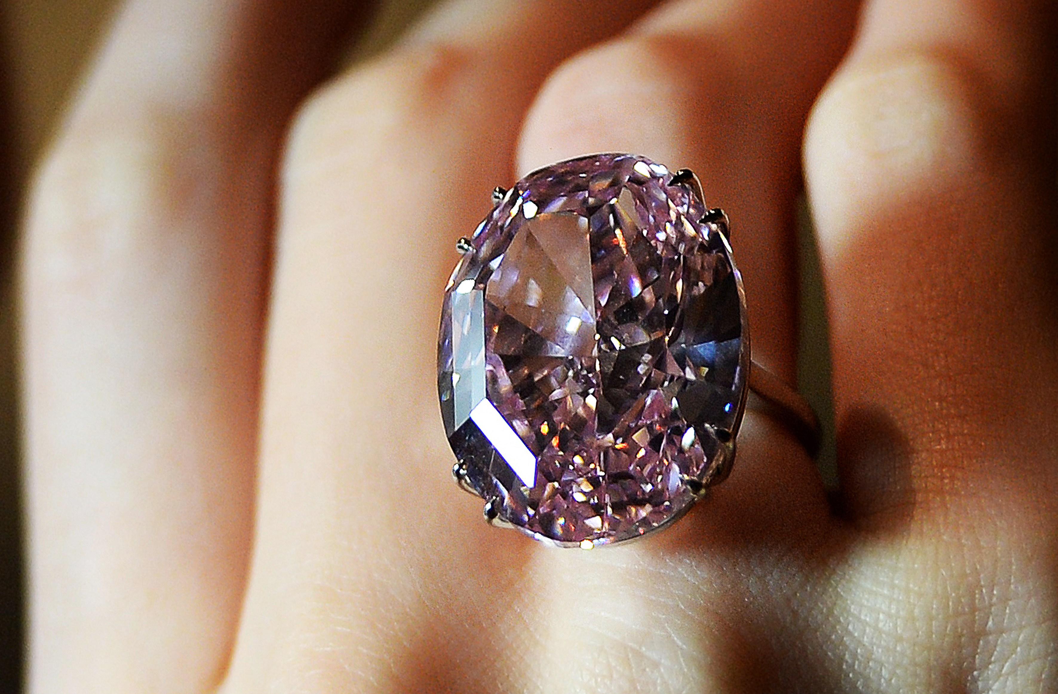 Les diamants les plus chers au monde !