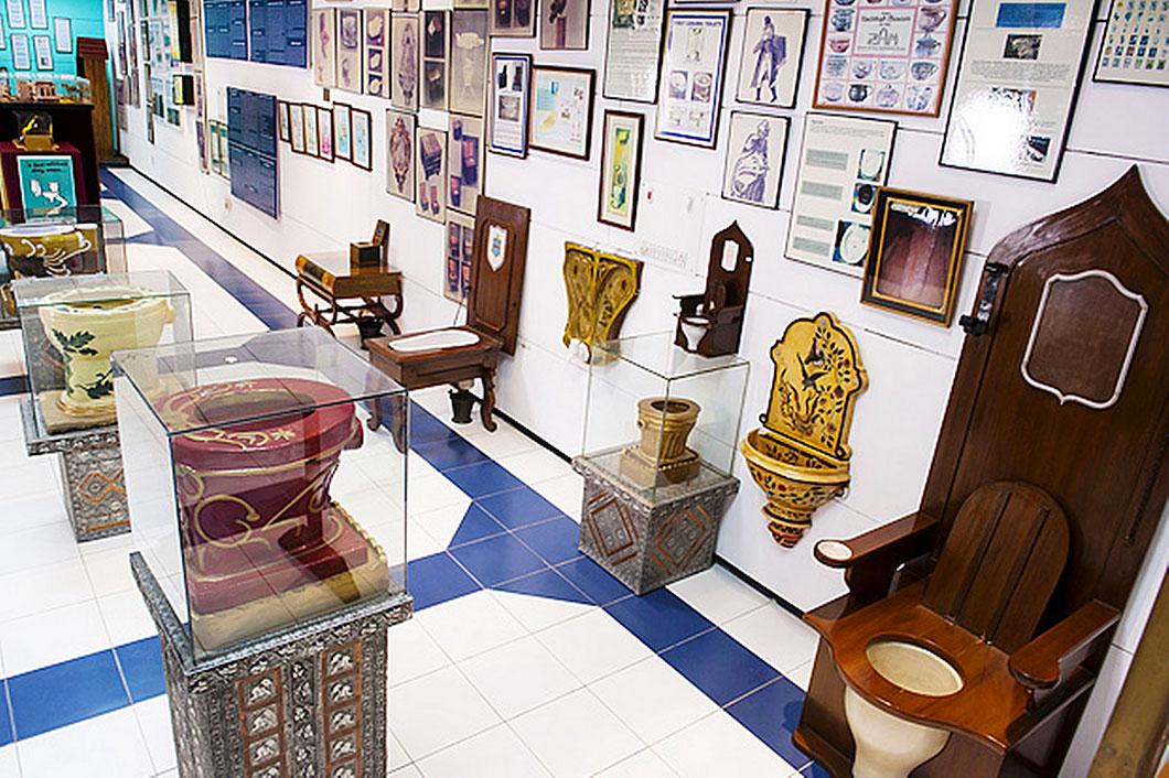 Tour du monde des musées les plus insolites