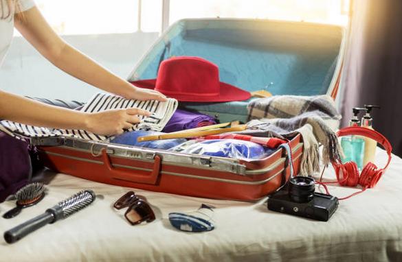 Faire sa valise en 4 étapes : mode d'emploi