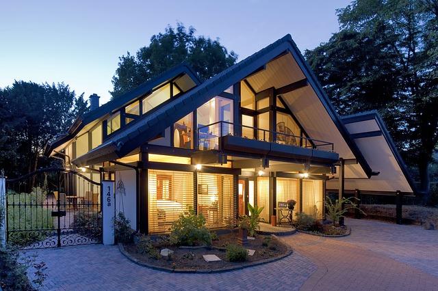 Construction maison : plutôt ville ou campagne ?