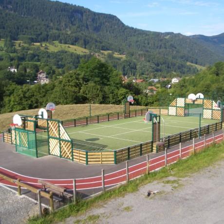 City stade : le terrain multisports du quartier !