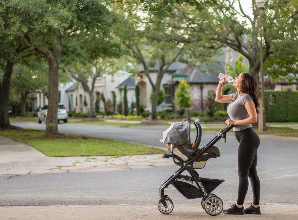 3 astuces pour faire du sport avec bébé