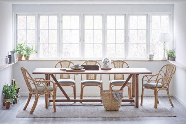 Comment prendre soin de son mobilier en teck ?