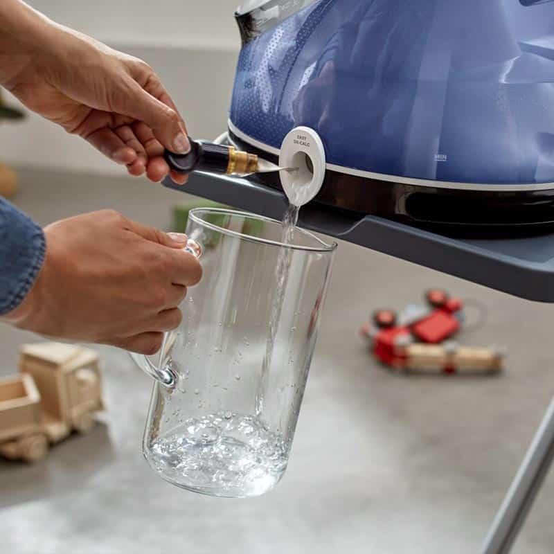 Faire eau déminéralisée