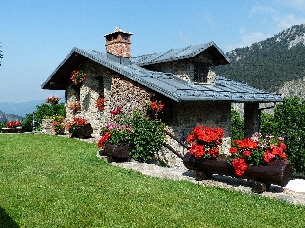maison clôture
